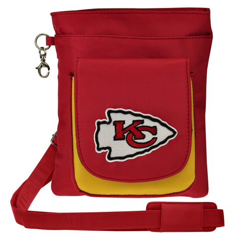 Kansas City Chiefs Traveler / Crossbody