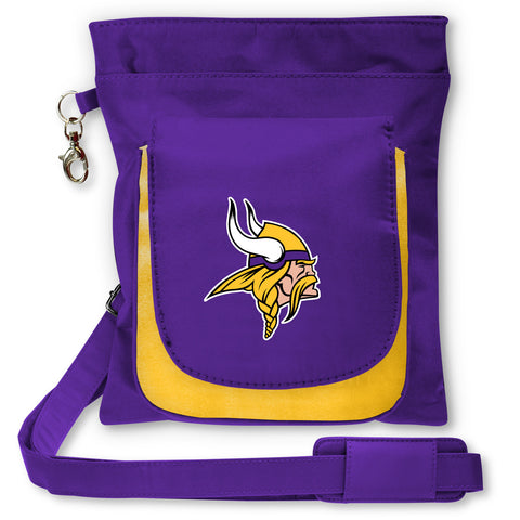 Minnesota Vikings Traveler / Crossbody