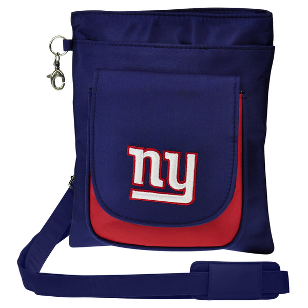 New York Giants Traveler / Crossbody - Charm14