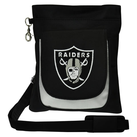 Oakland Raiders Traveler / Crossbody