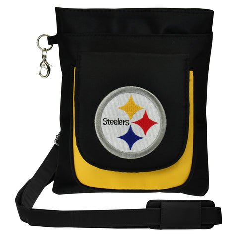 Pittsburgh Steelers Traveler / Crossbody