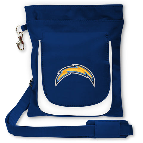 Los Angeles Chargers Traveler / Crossbody
