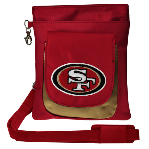 San Francisco 49ers Traveler / Crossbody
