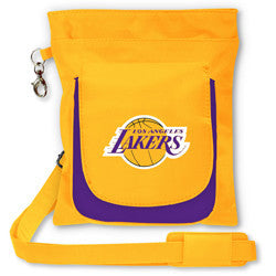Los Angeles Lakers Traveler / Crossbody - Charm14