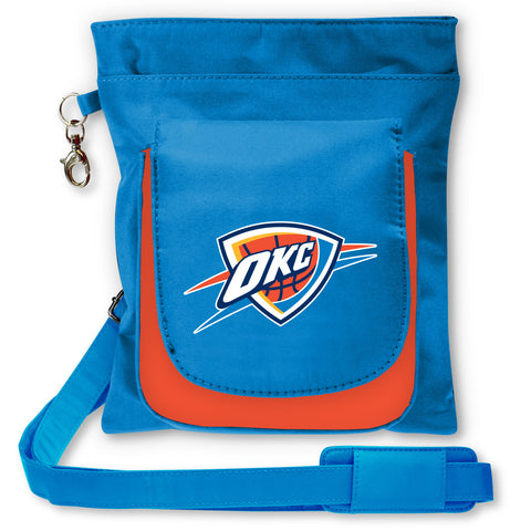 Oklahoma City Thunder Traveler / Crossbody - Charm14