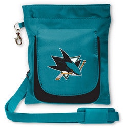 San Jose Sharks Traveler / Crossbody - Charm14