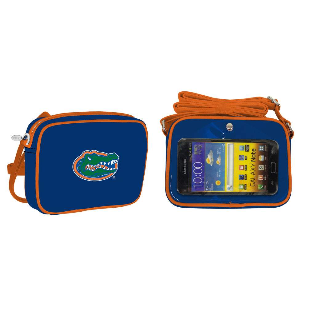 NCAA Florida Gators Crossbody with Smartphone Touchscreen - Charm14