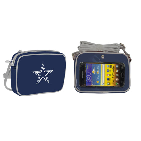 Dallas Cowboys-NFL- Crossbody with Smartphone Touchscreen