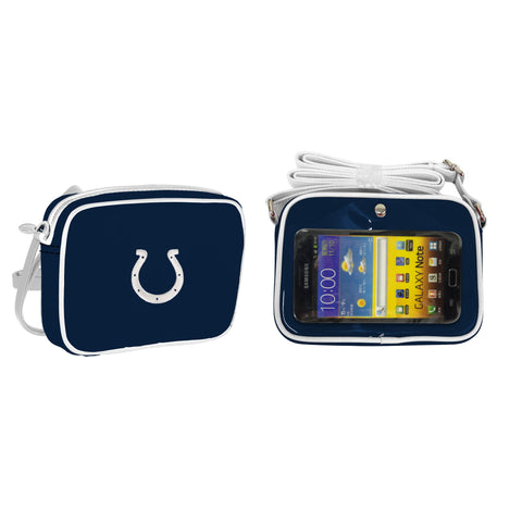 NFL Indianapolis Colts Crossbody with Smartphone Touchscreen