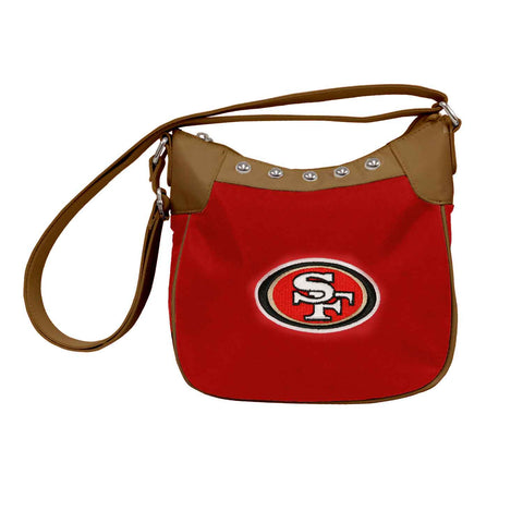 San Francisco 49ers NFL Satchel Handbag