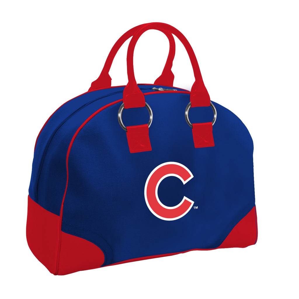 Chicago Cubs MLB Travel/Overnighter Bag