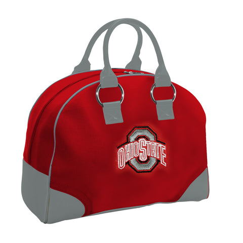 Ohio State Buckeyes NCAA Travel/Overnighter Bag - Charm14