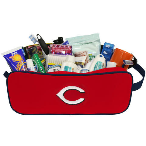 Cincinnati Reds Travel Case - Charm14