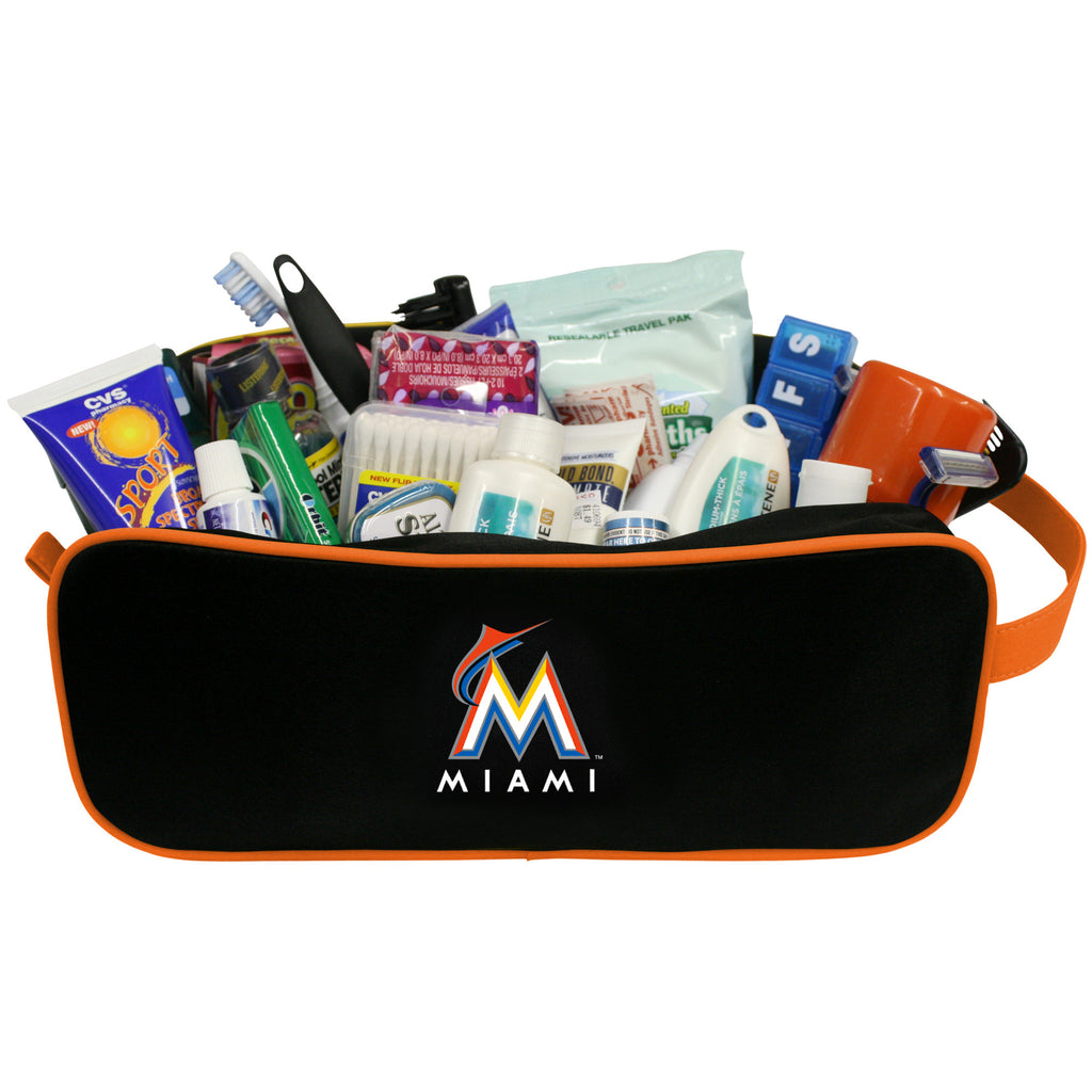 Miami Marlins Travel Case