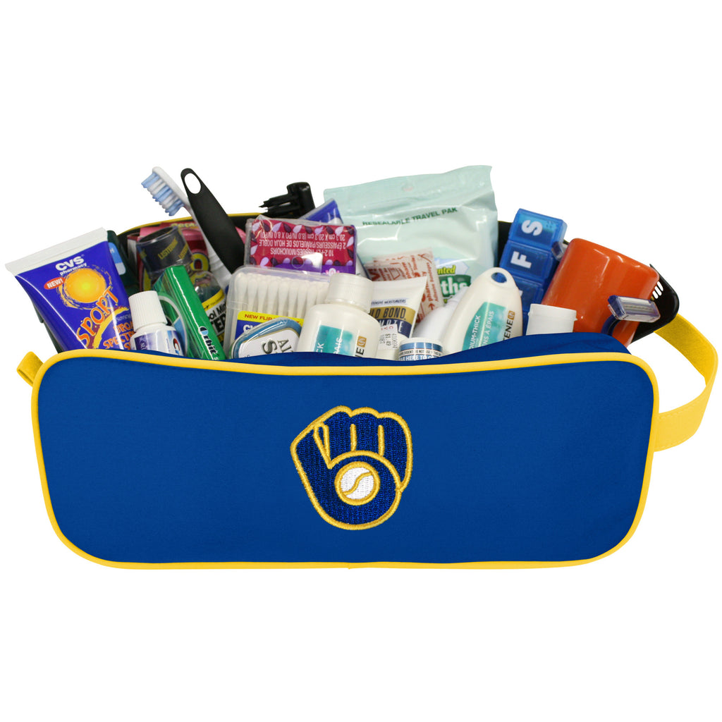 Milwaukee Brewers Travel Case - Charm14
