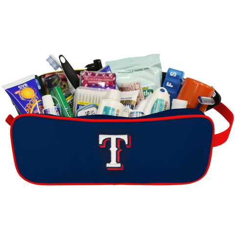 Texas Rangers Travel Case - Charm14