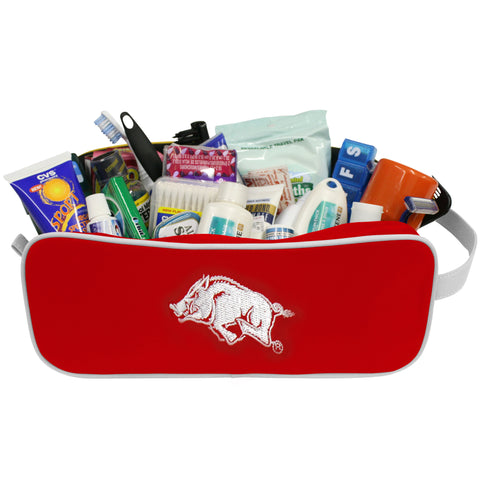 Arkansas Razorbacks Travel Case - Charm14
