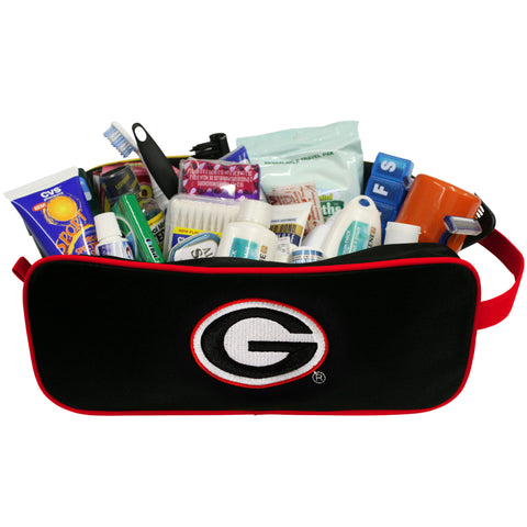 Georgia Bulldogs Travel Case