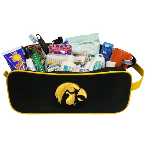Iowa Hawkeyes Travel Case - Charm14