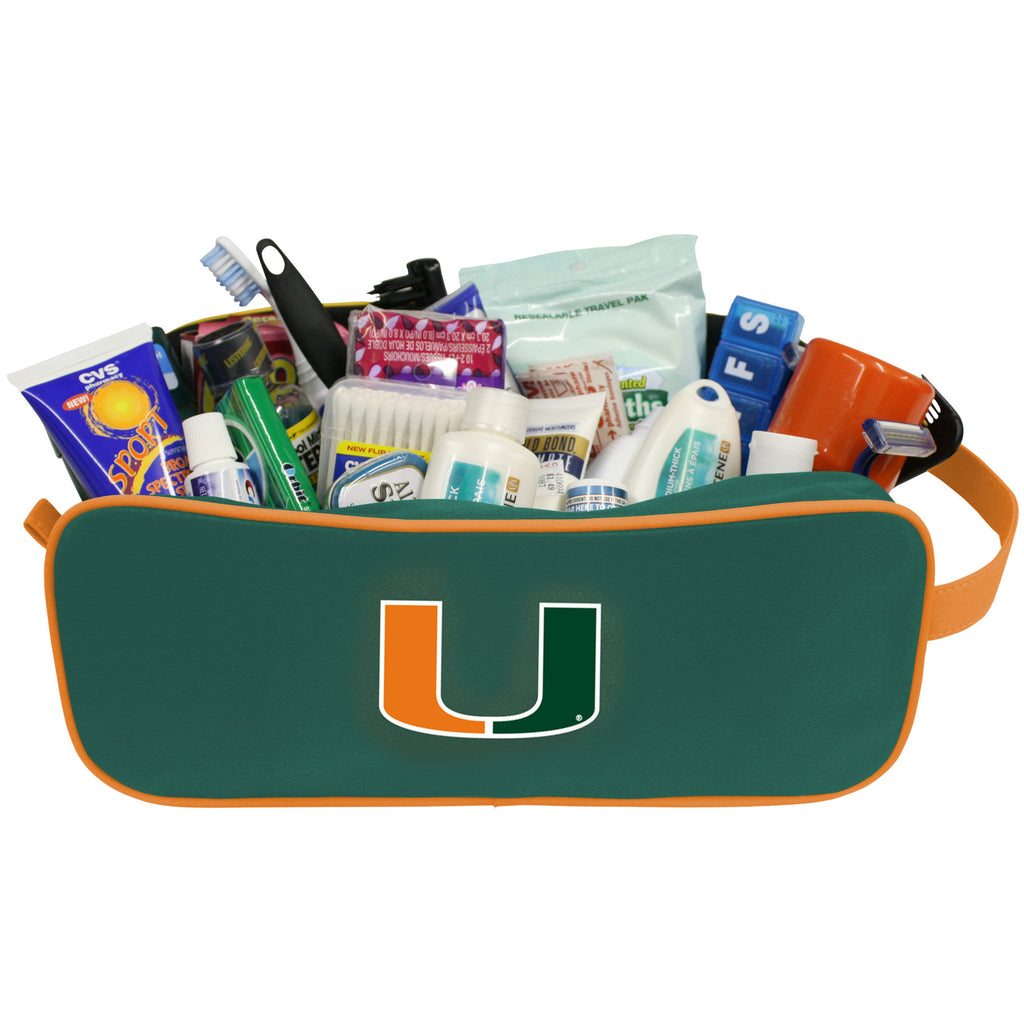 Miami Hurricanes Travel Case