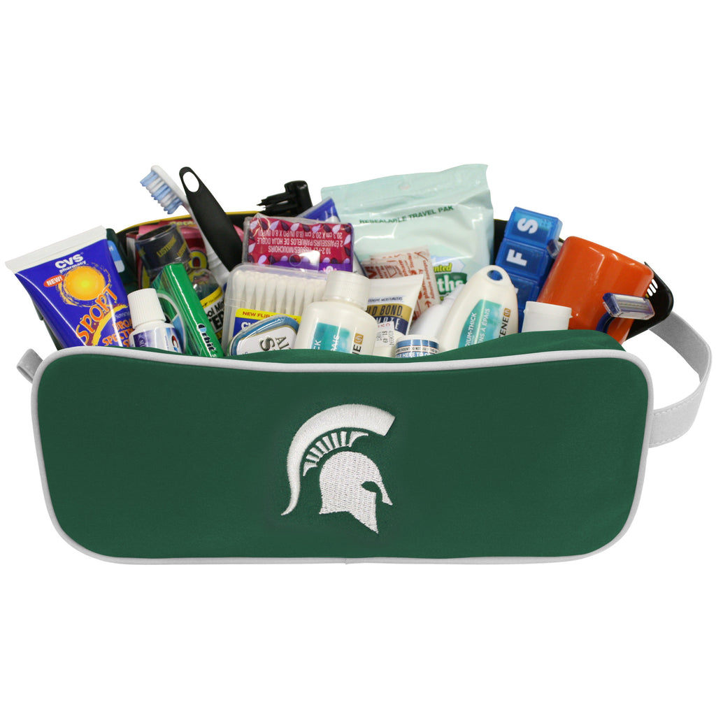 Michigan State Spartans Travel Case - Charm14