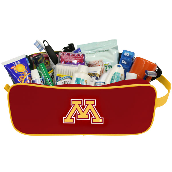 NCAA Travel Case- Toiletry Bag- Many Schools Available - Charm14