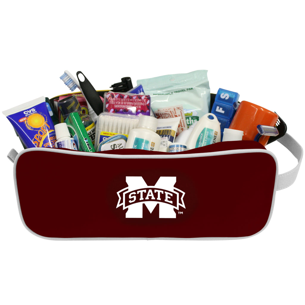 Mississippi State Bulldogs Travel Case - Charm14
