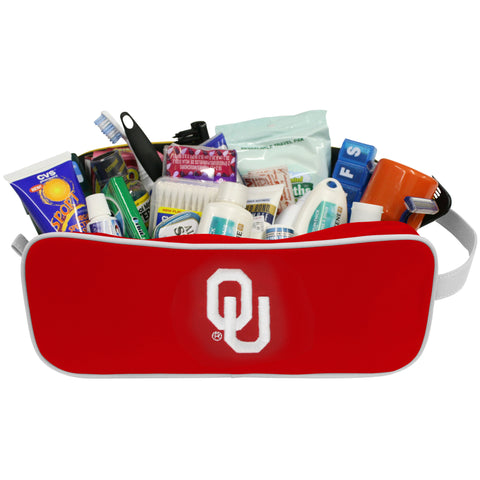 Oklahoma Sooners Travel Case - Charm14