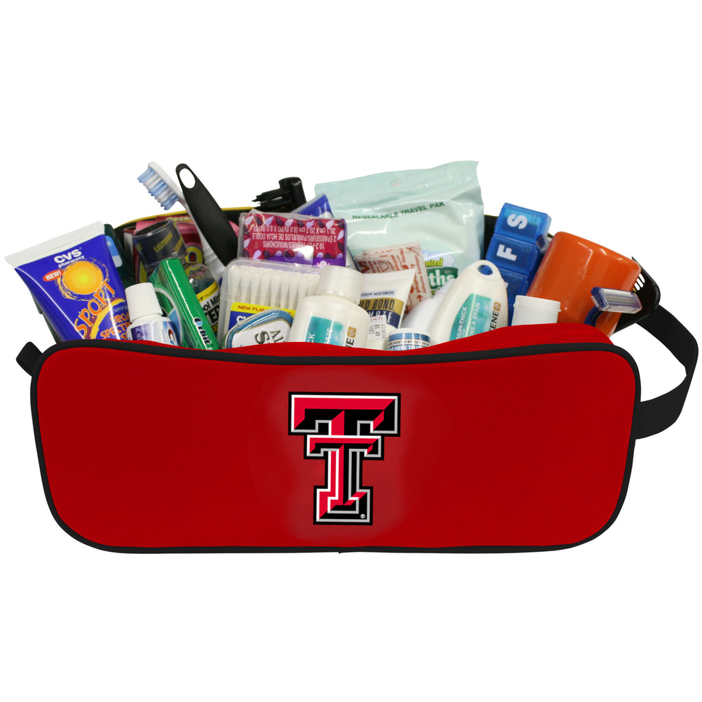 Texas Tech Red Raiders Travel Case - Charm14