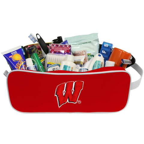 Wisconsin Badgers Travel Case - Charm14