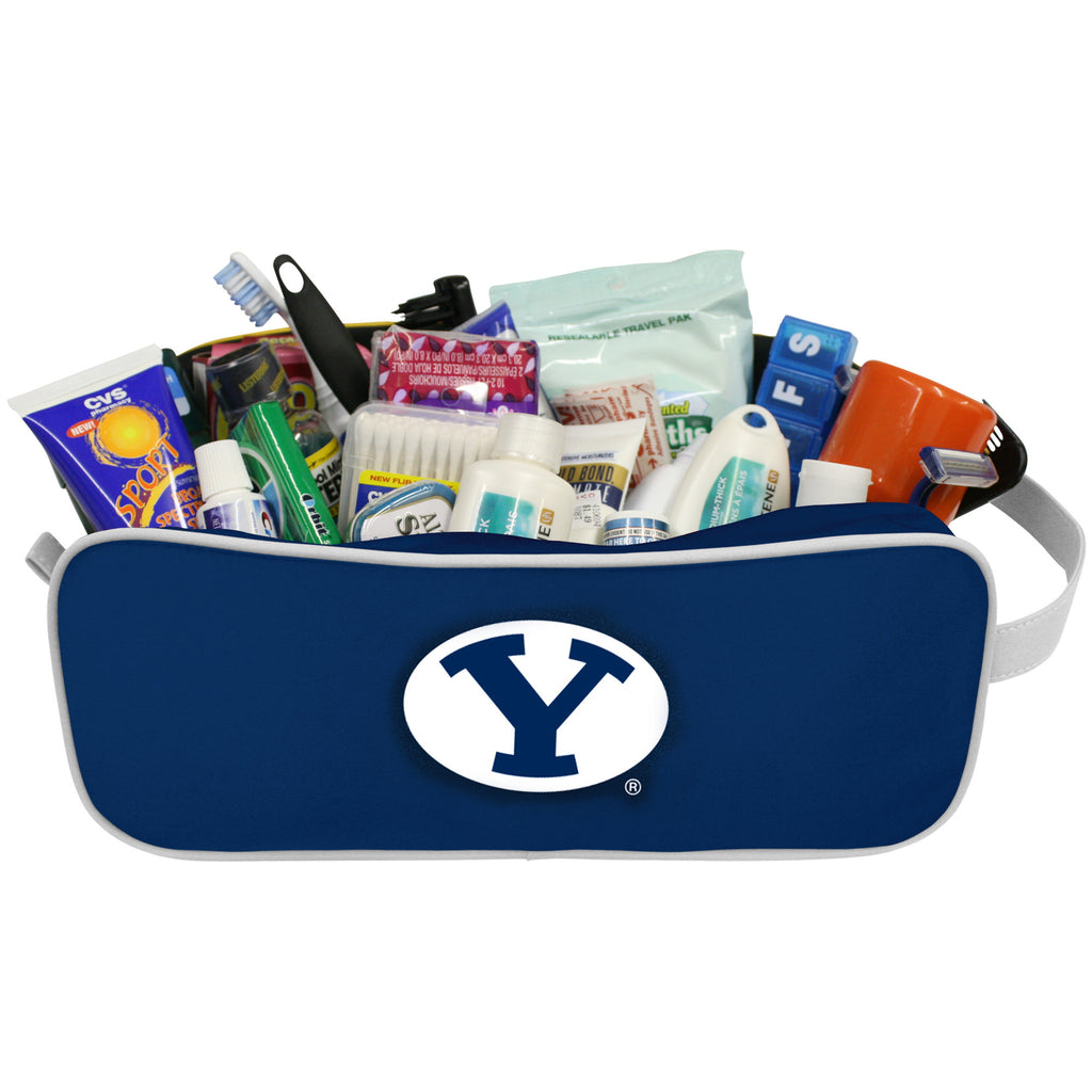 Brigham Young Cougars Travel Case - Charm14