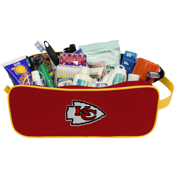 Kansas City Chiefs Travel Case