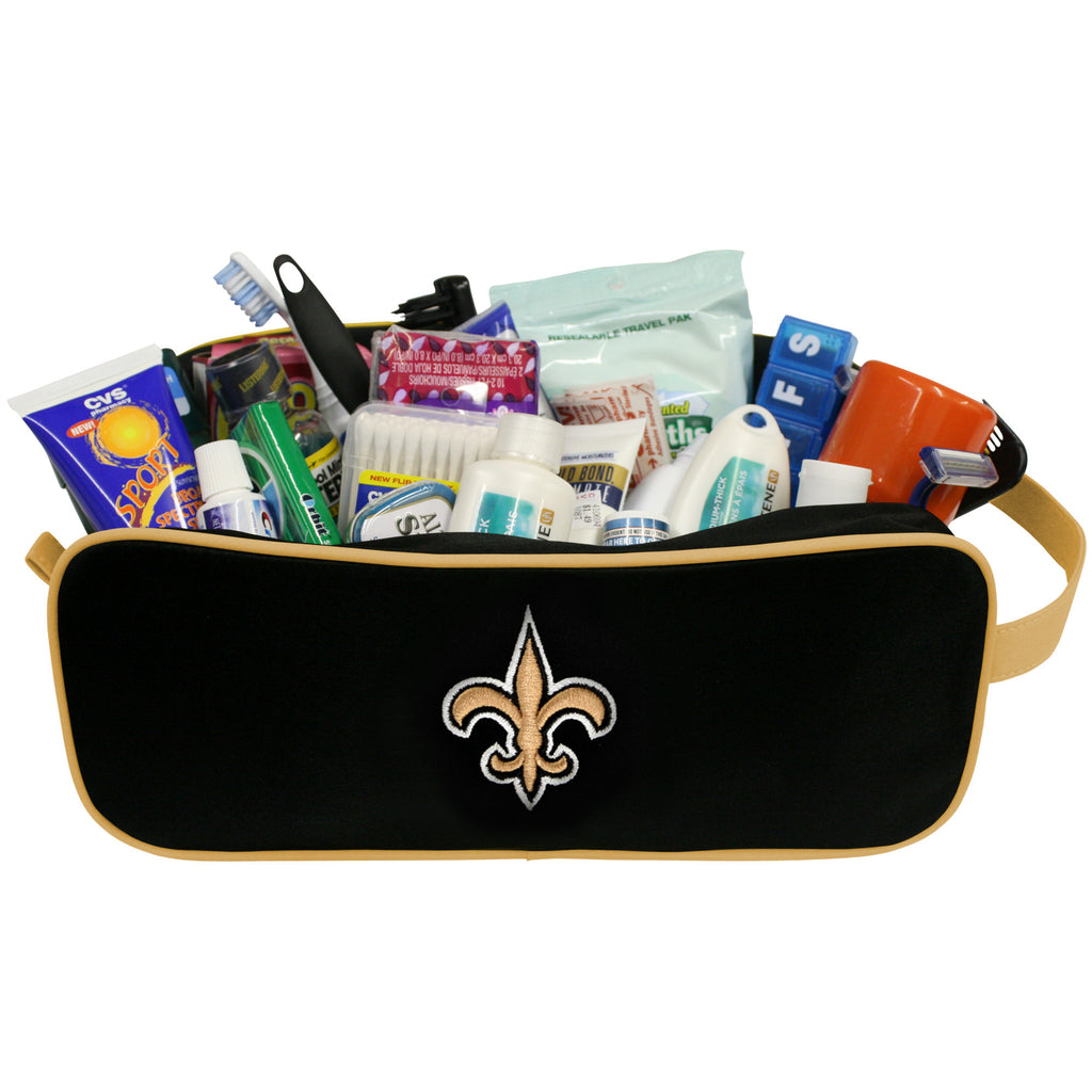 New Orleans Saints Travel Case - Charm14
