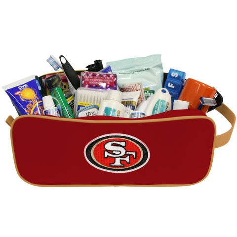 San Francisco 49ers Travel Case - Charm14