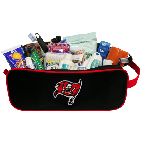 Tampa Bay Buccaneers Travel Case - Charm14