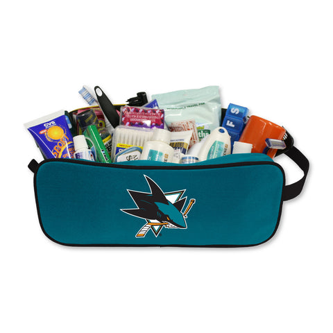 San Jose Sharks Travel Case - Charm14