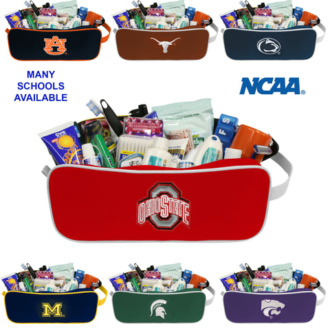 NCAA TOILETRY BAG