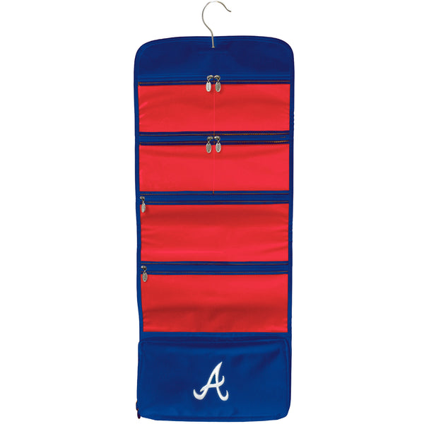Atlanta Braves Travel Hanging Organizer