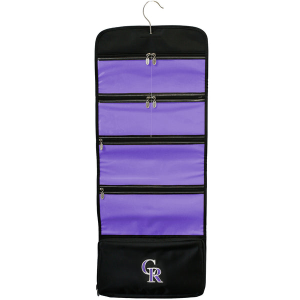 Colorado Rockies Travel Hanging Organizer