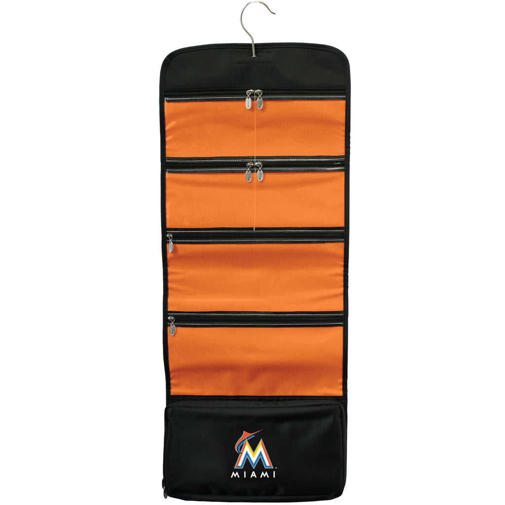 Miami Marlins Travel Hanging Organizer