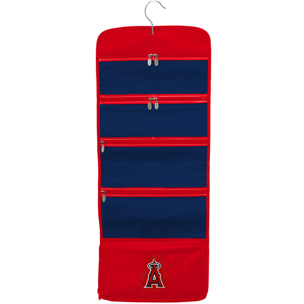 Los Angeles Angels Travel Hanging Organizer - Charm14