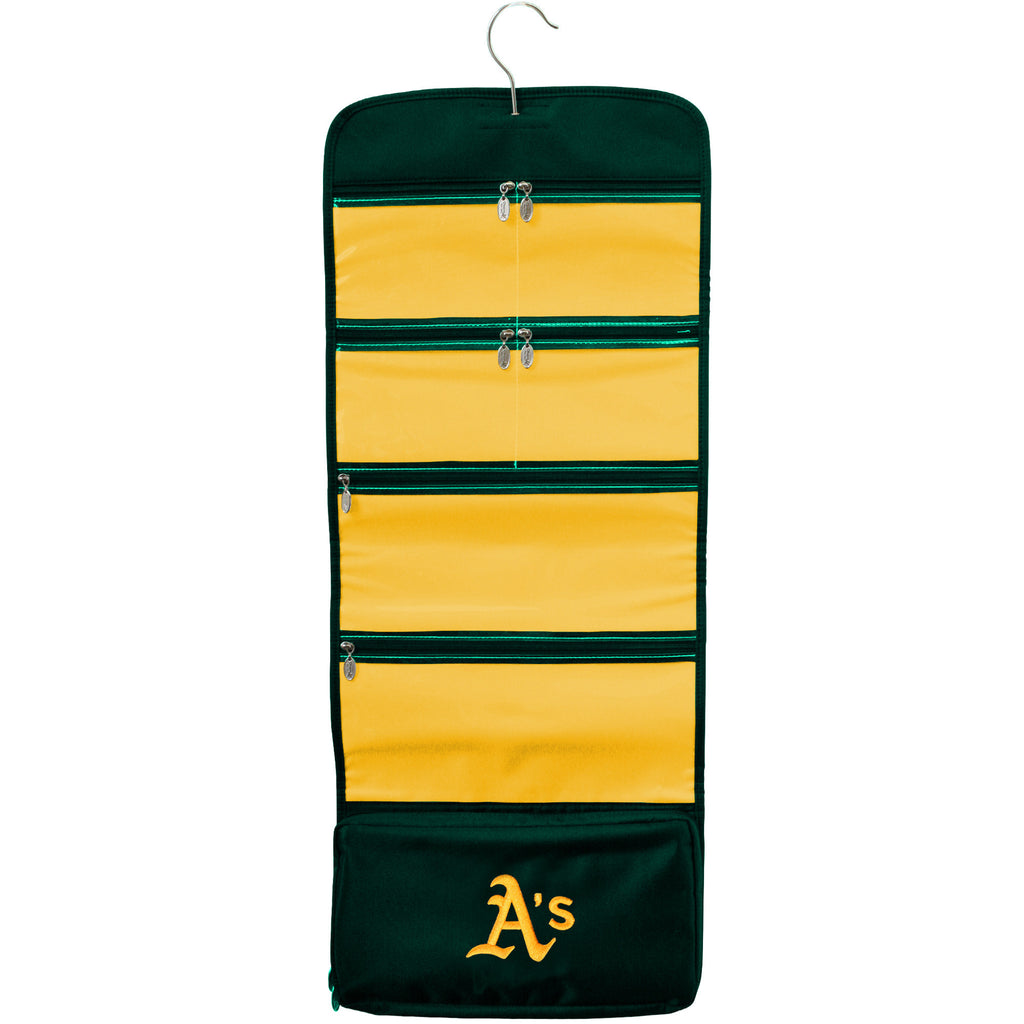 Oakland Athletics Travel Hanging Organizer - Charm14