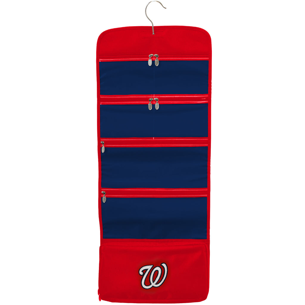 Washington Nationals Travel Hanging Organizer