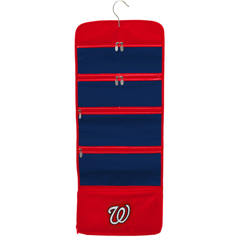 Washington Nationals Travel Hanging Organizer - Charm14