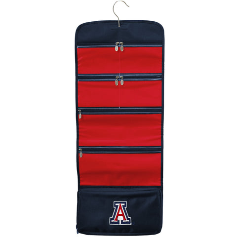 Arizona Wildcats Travel Hanging Organizer - Charm14
