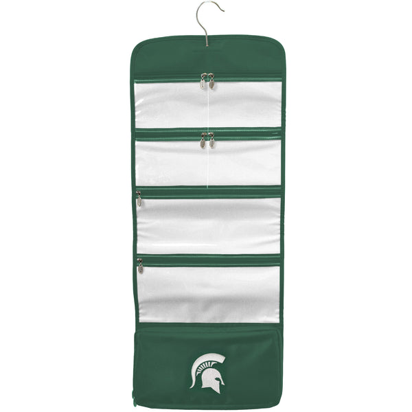 Michigan State Spartans Travel Hanging Organizer - Charm14