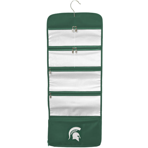 Michigan State Spartans Travel Hanging Organizer