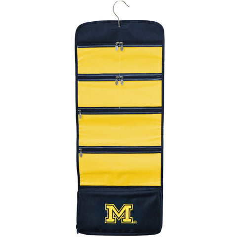 Michigan Wolverines Travel Hanging Organizer - Charm14