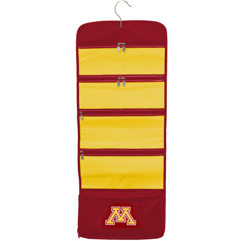 Minnesota Golden Gophers Travel Hanging Organizer - Charm14