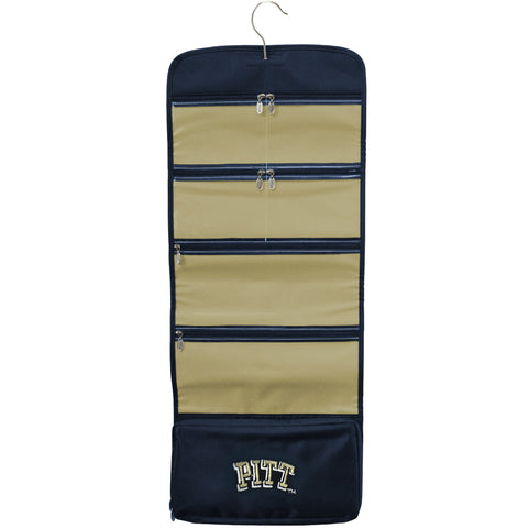 Pittsburgh Panthers Travel Hanging Organizer - Charm14